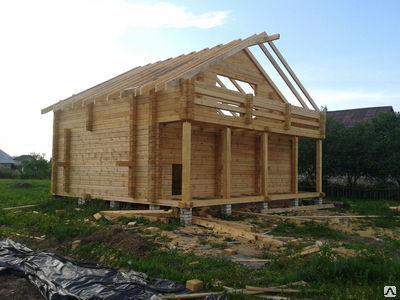 ИП Романовский С.В. - деревянные дома