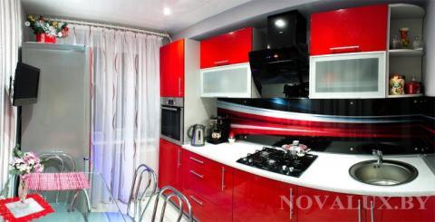 Novalux - корпусная мебель под заказ в Барановичах.