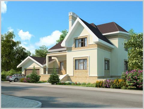 ИП Хоменко - дом под ключ