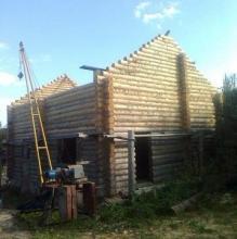 ИП Афанасенко А.С.  - деревянные дома