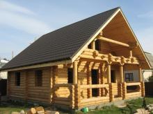 MySrub - деревянные дома, срубы